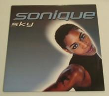 Maxi 45T SONIQUE : Sky - 45 Rpm - Maxi-Singles