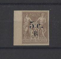 REUNION.  YT N° 7  Neuf *  1885 - Réunion (1852-1975)