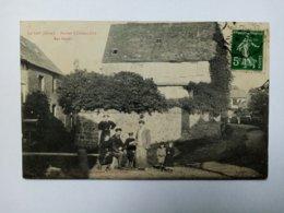 LE SAP - Ancien Château Fort - Les Fossés. - France
