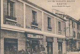 Bastia 11 Bis Boulevard Auguste Gaudin Entrée Montée St Angelo - Altri
