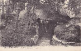 Fontainebleau (77) - Forêt - Mont Aigu - Grotte Du Serment - Fontainebleau
