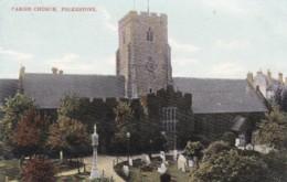 FOLKESTONE PARISH CHURCH - Folkestone