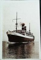 "Bateau PAQUEBOT ( OCEAN  Ship  ) ""S/S CANADA""  Cie De Navigation Cyprien Fabre 1940s - Handel"