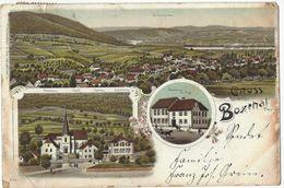 Gruss Aus Boxthal Am Main - 23.11.1910 (neben Freudenberg) - Andere