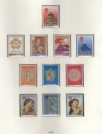 VATIKAN  556-576, Postfrisch **, 1970 Komplett - Vatican
