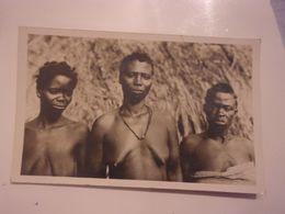 AFRIQUE Cote D Ivoire  A O F . . Ethnique . Scarifications . Collection G.LERAT . N° 88 . Femmes GAGOU SEINS NUS - Afrique Du Sud, Est, Ouest