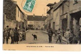 GRISY-SUISNES  (S.-et-M.)  - Ru Du Bois - Frankreich
