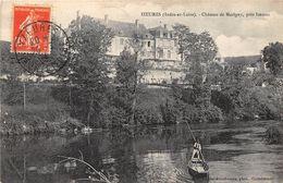 LOT DE 1000 CARTES POSTALES ANCIENNES DE CHATEAUX DE FRANCE  - QUELQUEL EXEMPLES - Cartes Postales