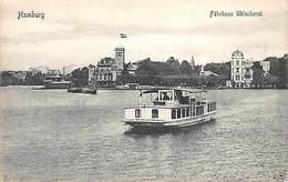 Germany Hamburg, Faehrhaus Uhlenhorst, Ship - Sonstige