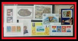 093. WORLD MIX (10DIFF) THEMATIC STAMP M/S   . MNH - Timbres