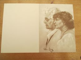 Hamme Moerzeke Kunstenaar Victor Suy 1988 - Announcements