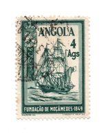 ANGOLA»1949»USED - Angola