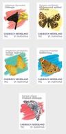 M ++ CARIBISCH NEDERLAND ST EUSTATIUS 2020 VLINDERS BUTTERFLIES PAPILLON SCHMETTERLING  ++ MNH POSTFRIS - Curaçao, Antilles Neérlandaises, Aruba