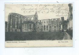 Gozée Landelies Abbaye D'Aulne Vue Intérieure - Thuin