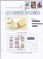 LES CAHIERS DU CONGO Revue En Couleur Mars 2013 Par Hennuzet - Handbücher