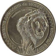 2020 MDP248 - SIGEAN - Réserve Africaine De Sigean 27 (le Lion) / MONNAIE DE PARIS - Monnaie De Paris