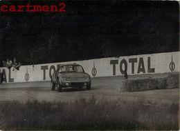 PHOTOGRAPHIE ANCIENNE COURSE AUTOMOBILE 24H DU MANS RALLYE FORMULA 1 TOTAL SPORT - Automobili