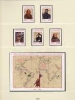 VATIKAN  Jahrgang 1992, Postfrisch **,  Komplett 1051-1078 - Vatican