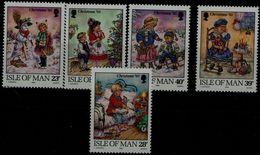 ISLE OF MAN 1993 CHRISTMAS MI No 564-8 MNH VF!! - Isle Of Man