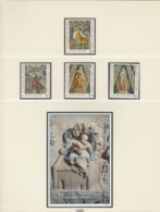 VATIKAN  Jahrgang 1995, Postfrisch **,  Komplett 1136-1166 - Vatican