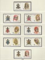 VATIKAN  Jahrgang 1998, Postfrisch **,  Komplett 1234-1268 - Vatican