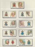 VATIKAN  Jahrgang 2000, Postfrisch **, Komplett 1323-1361 - Vatican