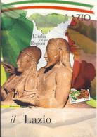 Il Lazio - Anno 2006 - Folder - 6. 1946-.. República
