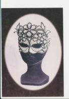 (Mauvais état) Bourges Loup En Dentelle Noire (Huguette Roy) Musée Des Meilleurs Ouvriers De France Dentellerie CP 68/30 - Bellas Artes