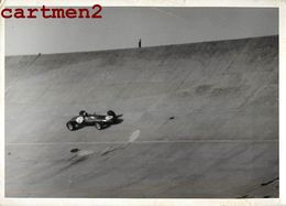 PHOTOGRAPHIE ANCIENNE COURSE AUTOMOBILE 24H MANS FORMULE 1 MASERATI MERCEDES FERRARI PORSCHE BUGGATI ASTON-MARTIN FORD - Automobili