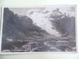 Glacier Du Rhône - Rottengletscher- 1918 - VS Valais