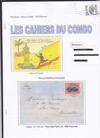 LES CAHIERS DU CONGO Revue En Couleur Septembre  2012 - Filatelia E Storia Postale
