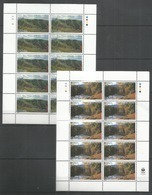 10x ARMENIA - MNH - Europa-CEPT - Nature - 1999 - 1999