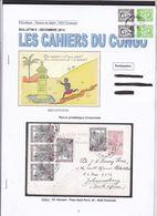 LES CAHIERS DU CONGO Revue En Couleur Décembre   2013 - Filatelia E Storia Postale