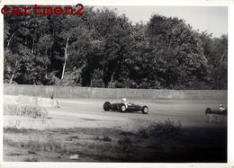 PHOTOGRAPHIE ANCIENNE COURSE AUTOMOBILE 24H DU MANS FORMULE 1 MASERATI MERCEDES PORSCHE BUGGATI FORD OPEL RENAULT TALBOT - Automobili