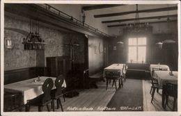 ! Alte Ansichtskarte Riesengebirge, Adolfbaude, Hranicní Hreben, Sudeten - Tchéquie