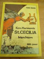 Merchtem Koninklijke Harmonie 225 Jaar 2005 Nieuwstaat 320 Blz - History