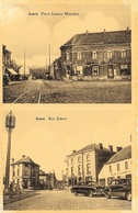 Jumet NA86: Place Léonce Mayence. Rue Sohier ( Carte 2 Vues ) - Charleroi
