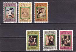 Grenada Grenadines Nº 243 Al 248 - Grenada (1974-...)