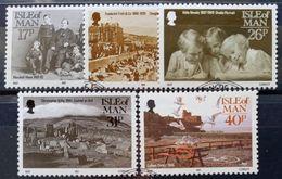 MAN -- IVERT 485/89 - USADOS - LA FOTOGRAFIA - Isle Of Man