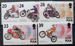 MAN -- IVERT 586/90 - NUEVOS * * - CARRERAS DE MOTOS - Isle Of Man