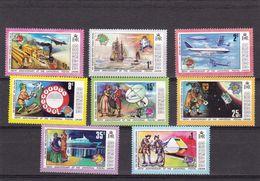 Grenada Nº 531 Al 538 - Grenada (1974-...)