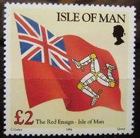 MAN -- IVERT 605 - NUEVOS * * - BANDERAS - Isle Of Man