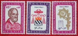 Mechelen Aardsbisdom OBC N° 1188-1190 (Mi 1248-1250) 1961 POSTFRIS MNH ** BELGIE BELGIEN / BELGIUM - Belgium