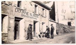 Photo - Douane Suisse Grand Saint Bernard - Switzerland