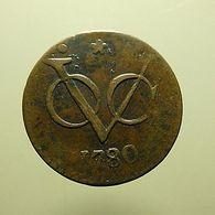 Netherlands 1 Duit 1780 - [ 1] …-1795 : Période Ancienne