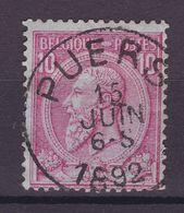 N° 46 PUERS - 1884-1891 Leopold II.