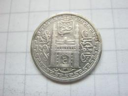 India , Hyderabad , 2 Anna 1943 - Inde