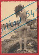 Naturisme ; Ed .Simba ; Cliché Naturisme . C.Frossard ; Île Du Levant .Le Cannet - Beauté Féminine (1941-1960)