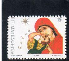 MACEDONIE 1995 ** - Macédoine