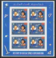 Yemen Royaume (kingdom) - 4072/ N°861 A Kepler Copernic Copernicus Neuf ** MNH History Of Outer Space Espace - Raumfahrt